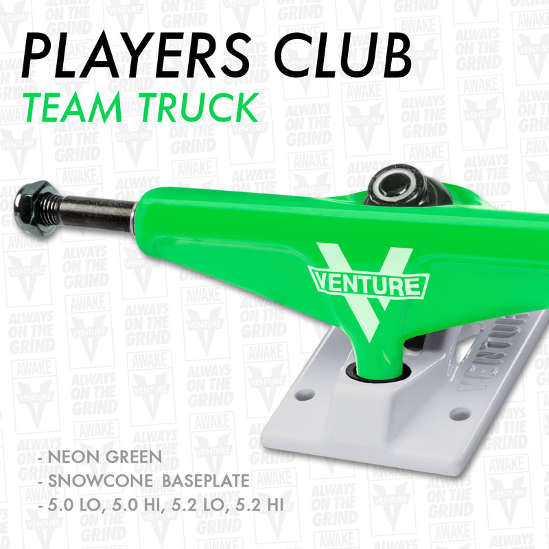 VENTURE PLAYERS CLUB