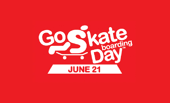 Go! Skateboarding Day
