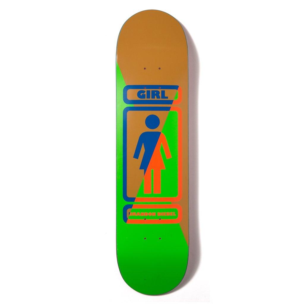 GIRL 93TIL 5 ブランドン・ビーブル 8インチ