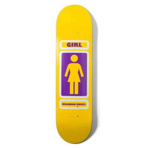 GIRL 93TIL 6 ブランドン・ビーブル 8.125インチ