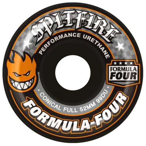 SPITFIRE F4 99D CONICAL FULL BLACK