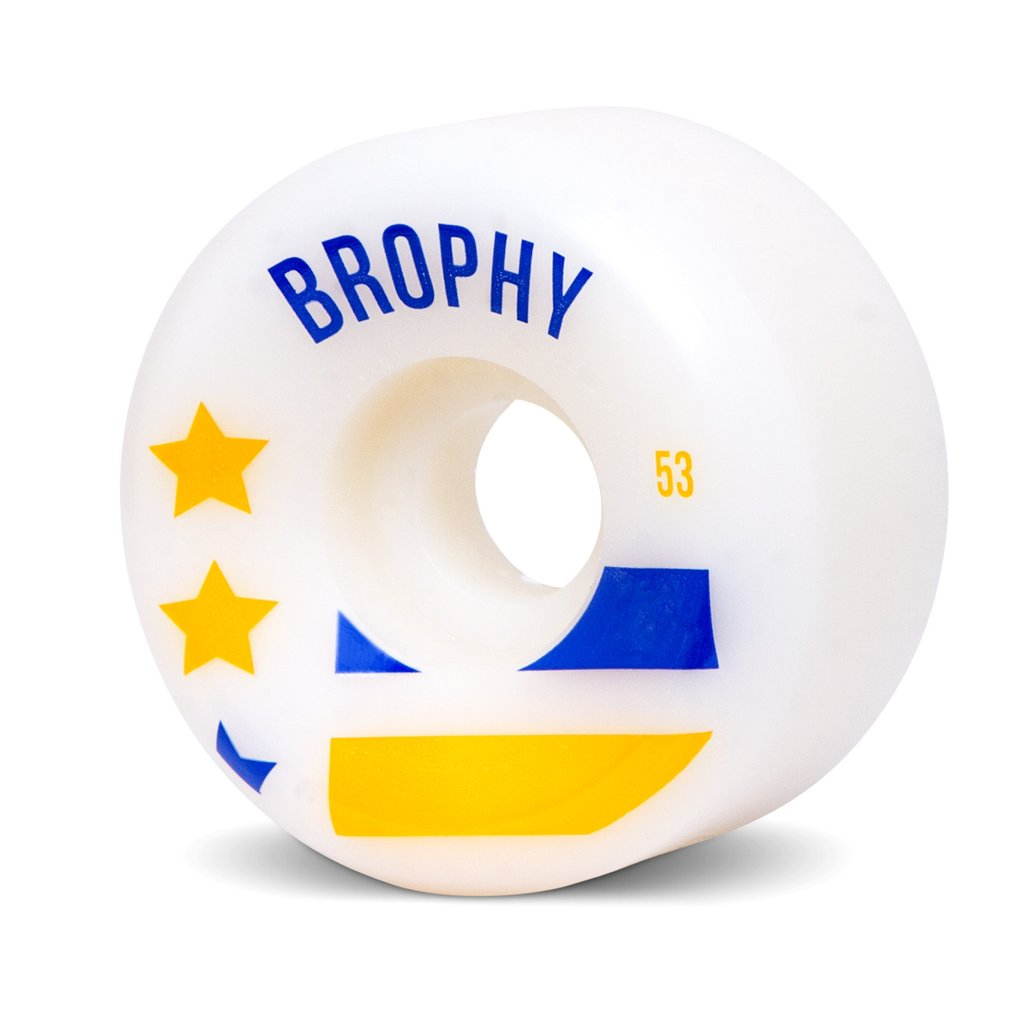 Wayward ウィール 107% Brophy 53mm