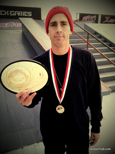 Guy Mariano X-game 優勝 金メダル スケボー スケートボード