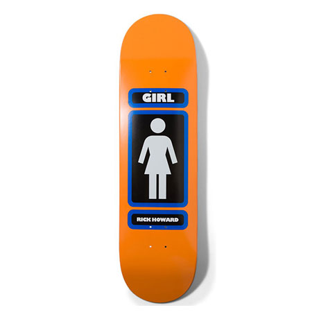 GIRL 93TIL 6 リック・ハワード 7.875インチ