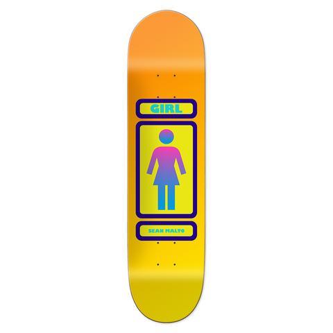 スケボー 通販 デッキ ガール GIRL 93TIL 4 ショーン・マルト 7.75インチ