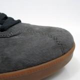 LAKAI 通販 スニーカー スケボー スケートボード ラカイ スエード GUY XLK Grey Gum Suede 質感