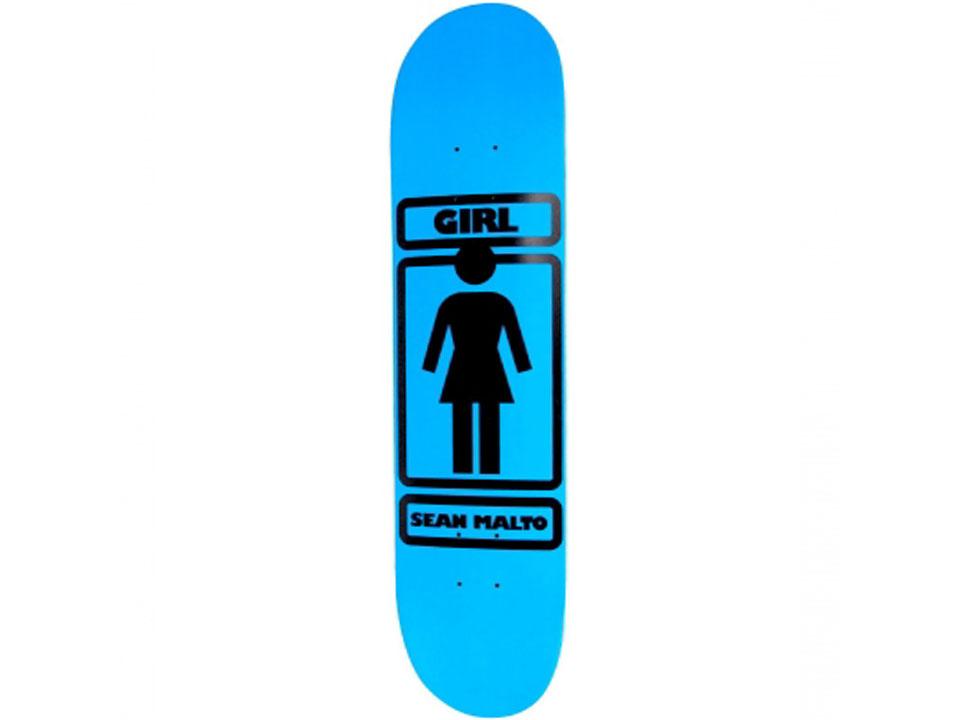 GIRL OG LOGO ショーン・マルト 7.625インチ