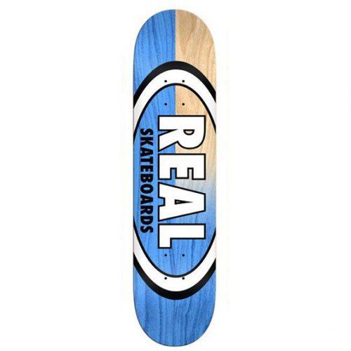 REAL スケボー デッキ 通販 SKINNY DIP OVAL 8.125インチ