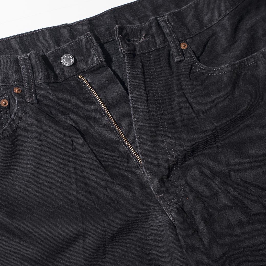 USED Levi's 550 ブラック(古着)(6)