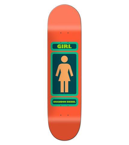 GIRL 93 TIL 2 ブランドン・ビーブル 8インチ