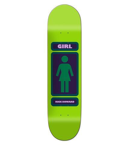 GIRL 93 TIL 2 リック・ハワード 7.625インチ