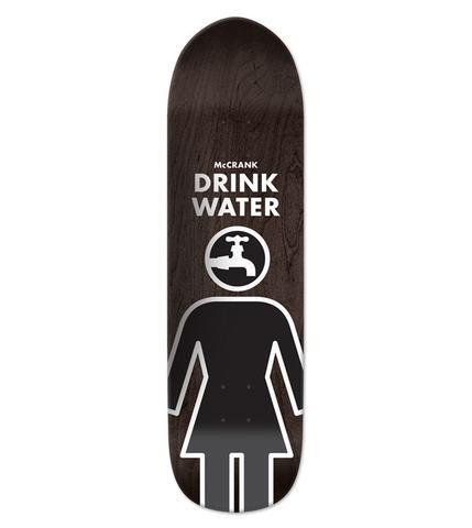 GIRL DRINK WATER リック・マクランク 8インチ
