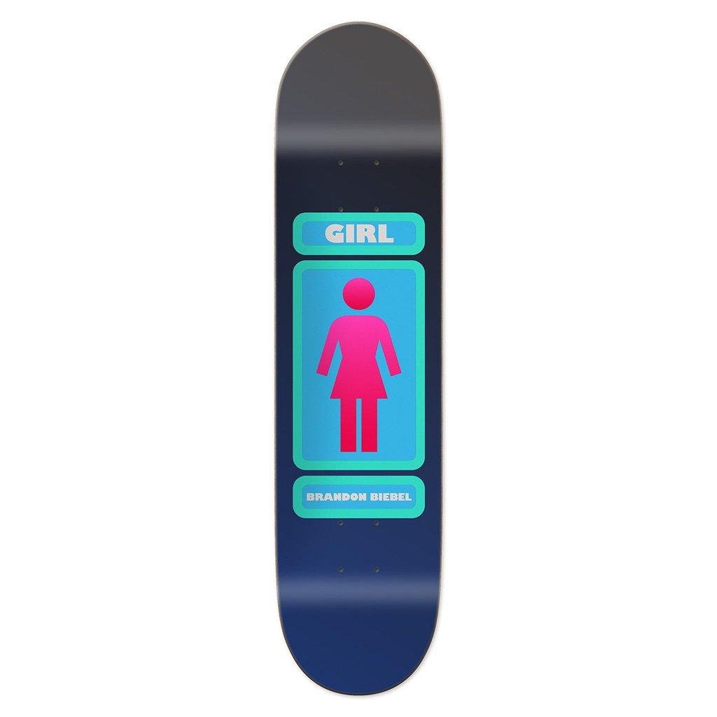 スケボー 通販 デッキ ガール GIRL 93TIL 4 ブランドン・ビーブル 8インチ