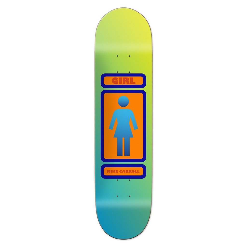 GIRL 93TIL 4 マイク・キャロル 7.75インチ