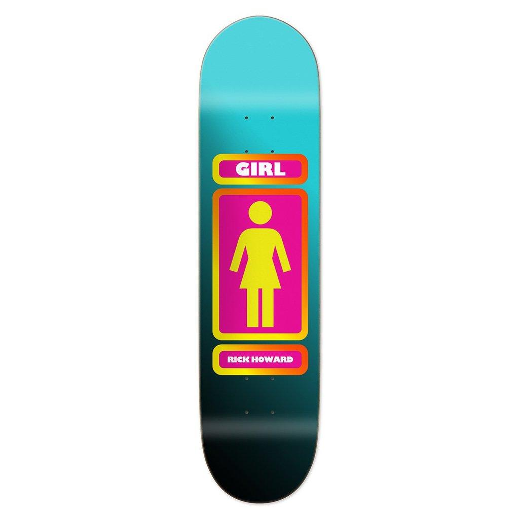 スケボー 通販 デッキ ガール GIRL 93TIL 4 リック・ハワード 7.875インチ