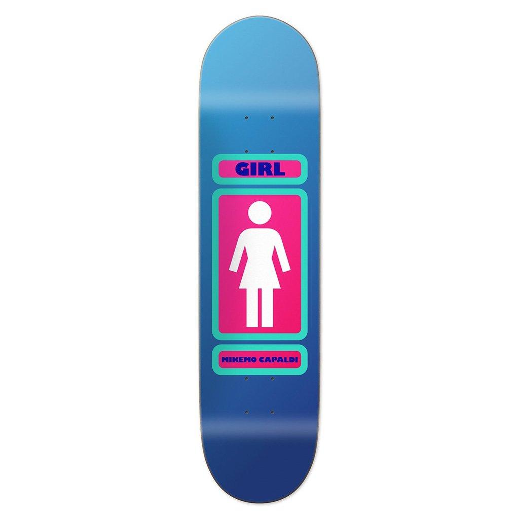 スケボー 通販 デッキ ガール GIRL 93TIL 4 マイク・モー・キャパルディ 8インチ