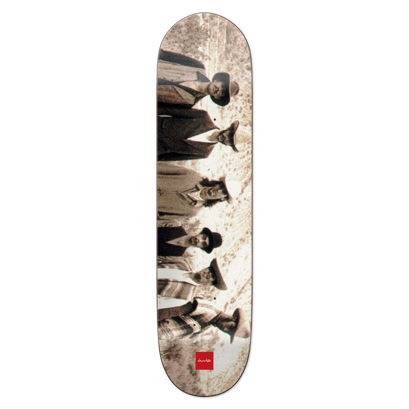 CHOCOLATE CINEMA DECK PACO 8インチ