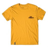 CHOCOLATE CINEMA HOT CHOCOLATE Tシャツ オレンジ