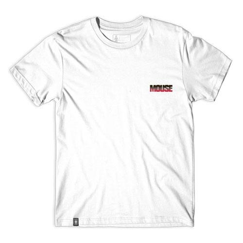 GIRL MOUSE Tシャツ ホワイト