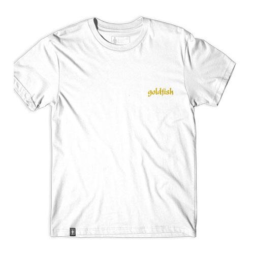 GIRL GOLDFISH Tシャツ ホワイト