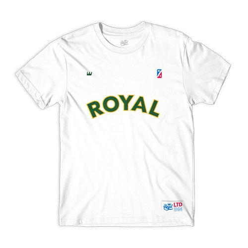 ROYAL SEATTLE Tシャツ ホワイト