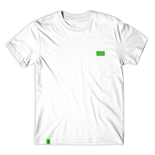 GIRL YEAH RIGHT Tシャツ ホワイト