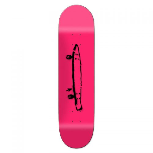 GIRL FILMS DECK CRAILTAP MAGIC BOARD 7.875インチ