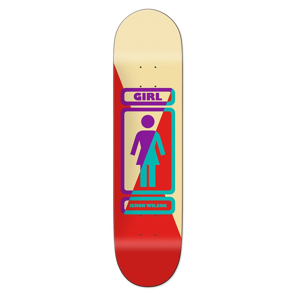 GIRL 93TIL 5 ジェロン・ウィルソン 7.875インチ