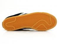 adidas CUMPUS VULC Chewy Cannon ブラックスエード/ガムソール ソール