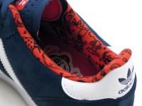 adidas アディダス SKATEBOARDING スケボー スケートボード RONAN ネイビースエード ROGER インナー