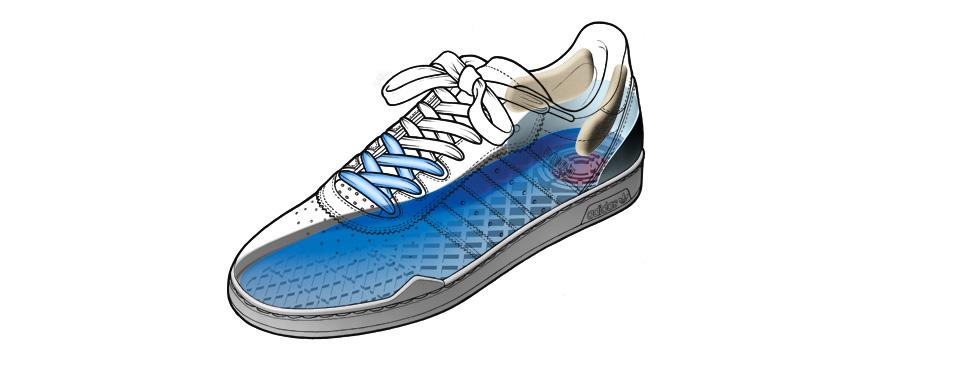 adidas SKATEBOARDING RONAN ソール性能