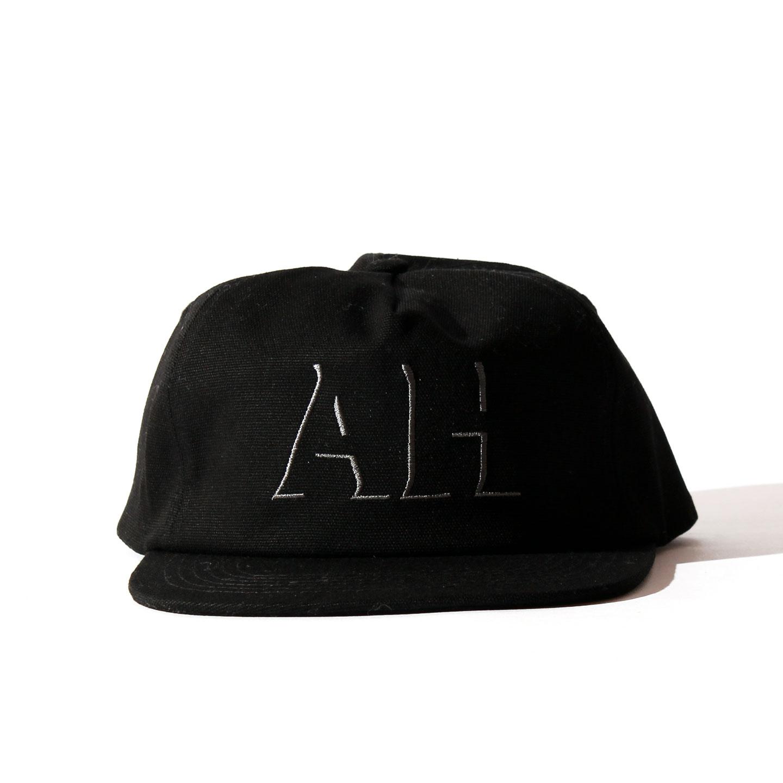 ANTIHERO SNAPBACK CAP AH ブラック
