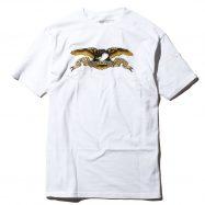ANTIHERO EAGLE Tシャツ ホワイト