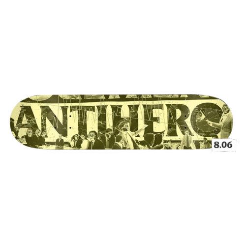 ANTIHERO 3RD QUARTER プライスポイント 8.06インチ