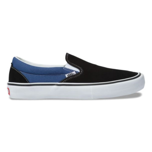 VANS ANTI HERO Slip-On Pro ブラック/ブルー