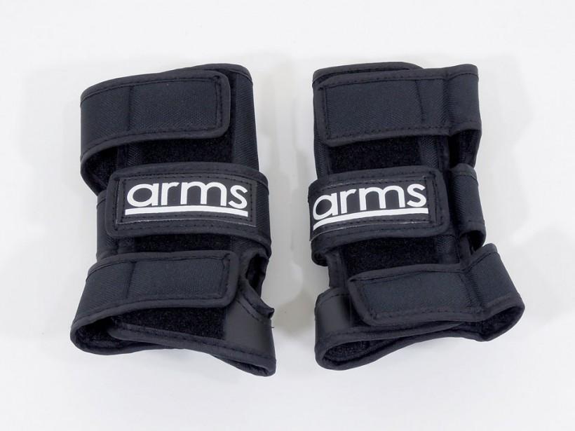 arms スケボー リストガード(手首保護) 2個セット