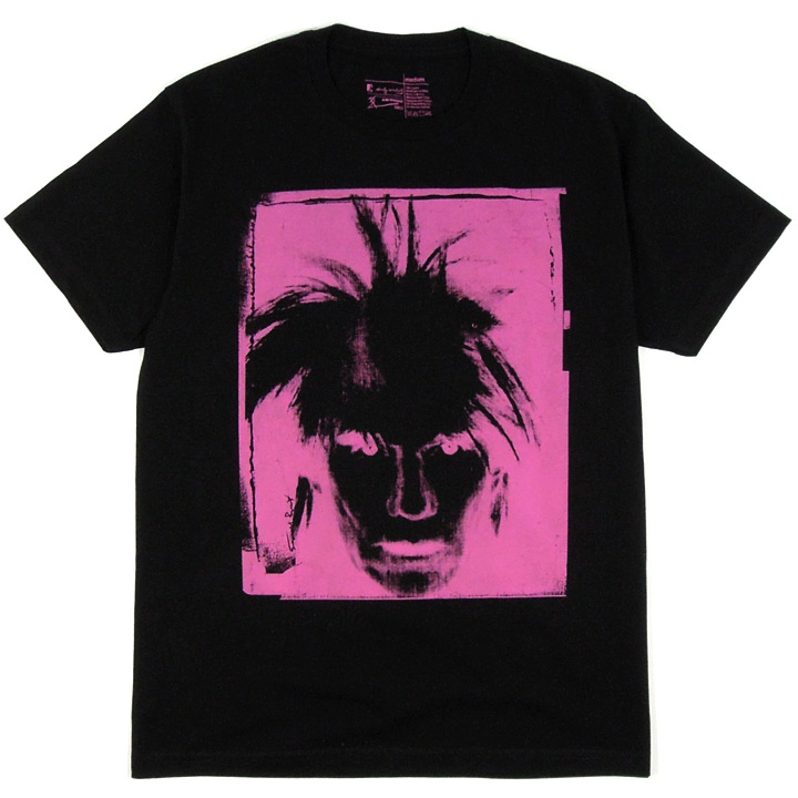 Alien Workshop スケボー スケートボード Warhol Portrait Tシャツ 02