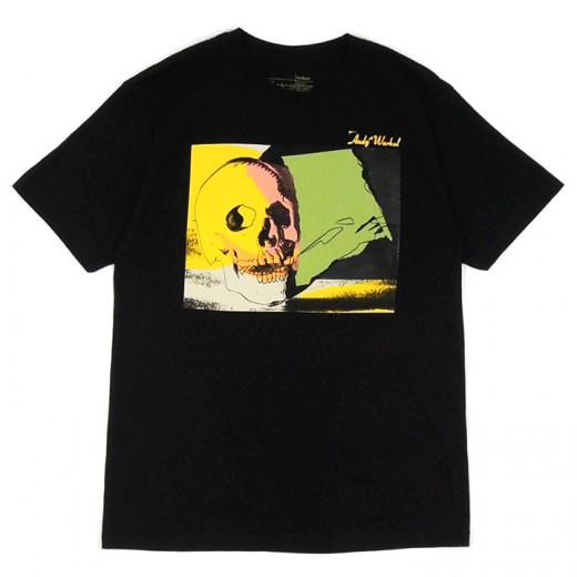 Alien Workshop スケボー スケートボード  Warhol Skull Tシャツ 01