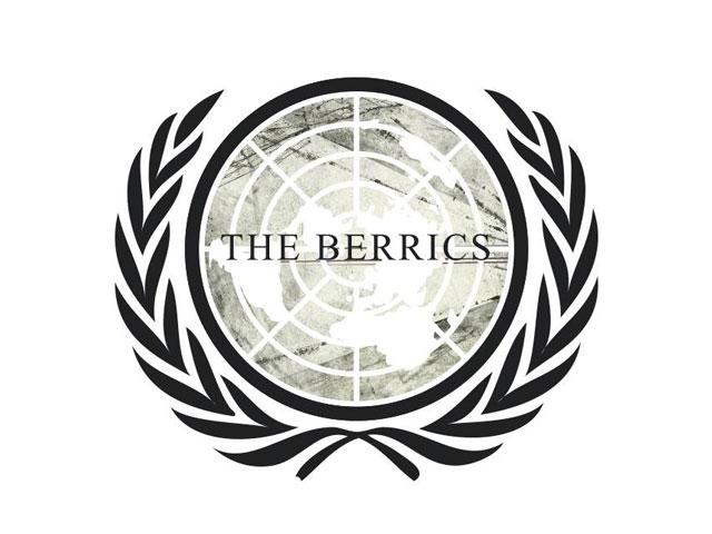 THE BERRICS ロゴ