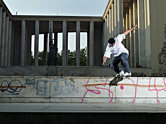 LAKAI Brandon Biebel BB3 スケボー スケートシューズ 通販 3