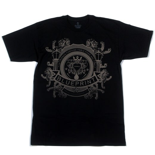 Blueprint Skateboards Courage T-Shirt 01