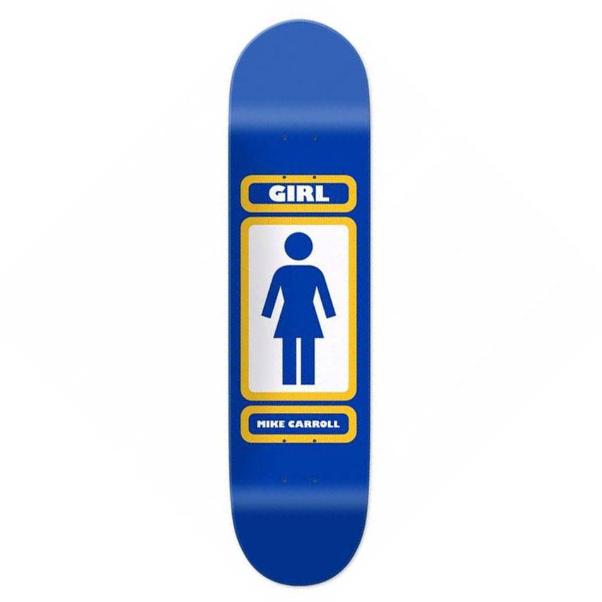 GIRL 93TIL 6 マイク・キャロル 7.75インチ