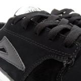 LAKAI CARROLL5 FOURSTAR 15YEAR ANNIVERSARY BLACK PACK 通販 スニーカー スケボー スケートボード ラカイ フォースター シューレースホール