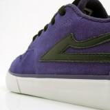 LAKAI 通販 スニーカー スケボー スケートボード シューズ ラカイ CARROLL5 Purple Suede フレアーマーク