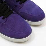 LAKAI 通販 スニーカー スケボー スケートボード シューズ ラカイ CARROLL5 Purple Suede つま先