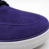 LAKAI 通販 スニーカー スケボー スケートボード シューズ ラカイ CARROLL5 Purple Suede 質感