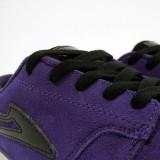 LAKAI 通販 スニーカー スケボー スケートボード シューズ ラカイ CARROLL5 Purple Suede シューレースホール