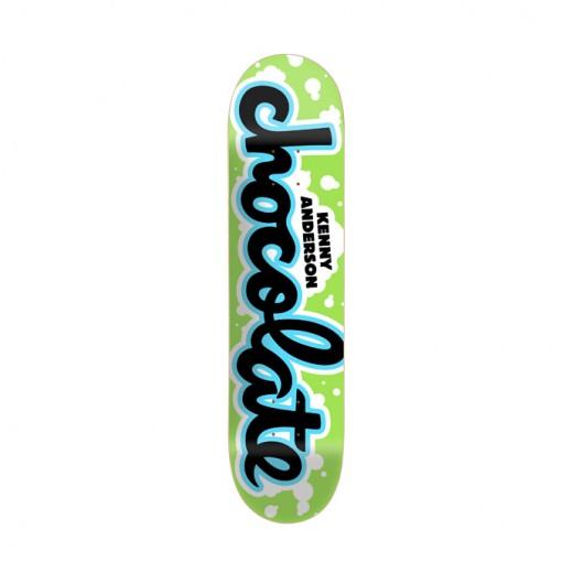 Chocolate スケボー スケートボード ケニー・アンダーソン CHUNK WASH