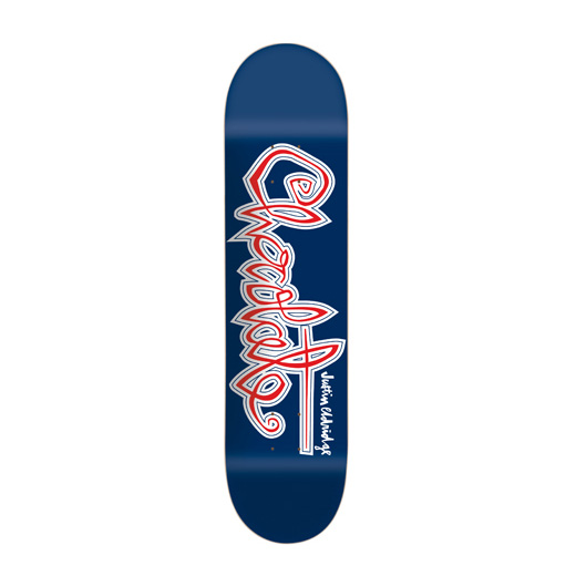 Chocolate スケボー スケートボード ジャスティン・エルドリッジ RESCRIPT