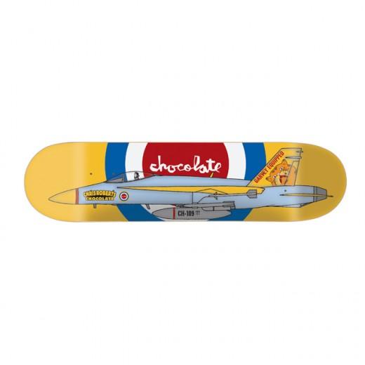 Chocolate スケボー スケートボード クリス・ロバーツ FIGHTER JET